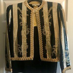 St John Knit Suit